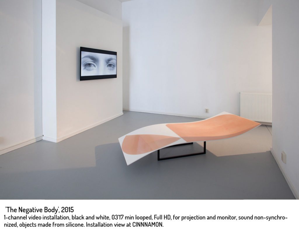 'The Negative Body', 2015