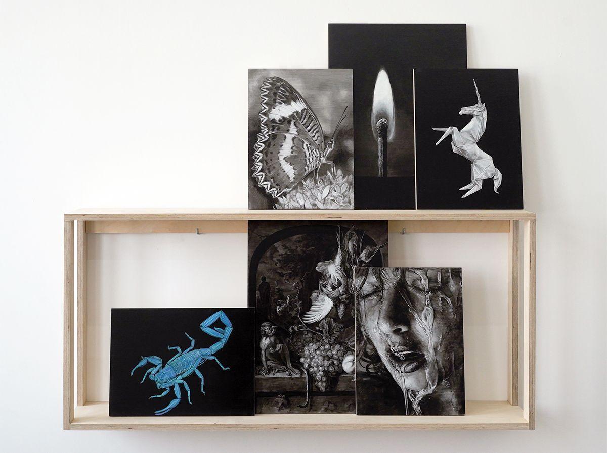 Niek Hendrix - Cabinet (In the Garden of Eden), 2018